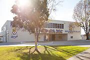 Oaks Middle School In Los Alamitos California
