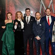 Arrivers at the Mortal Engines - World Premiere on 27 November 2018, London, UK