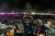 Pirotecnia Luz, de Irapuato, Gto., fue el ganador del concurso nacional de piromusicales de la FIP 2020  /  Pirotecnia Luz was the winner team of the National Pyromusical category, part of the Pyrotechnics International Fair 2020.