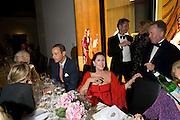 ANN PREVOST, Dinner at the Museum der Moderne. Salzburg.  Amadeus Weekend. Salzburg. 23 August 2008.  *** Local Caption *** -DO NOT ARCHIVE-© Copyright Photograph by Dafydd Jones. 248 Clapham Rd. London SW9 0PZ. Tel 0207 820 0771. www.dafjones.com.