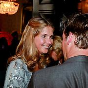 NLD/Amsterdam/20110415 - CD presentatie Jeroen van der Boom, jeroen met partner Dani de Wit