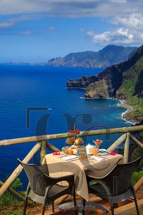 Quinta do Furão, Santana, Ilha da Madeira.<br /> Foto Gregório Cunha