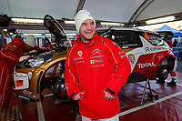 MOTORSPORT - WORLD RALLY CAR CHAMPIONSHIP 2014 - MONTE CARLO RALLY  - MONACO / GAP / MONACO 16 TO 19/01/2014 - PHOTO: ALEXANDRE GUILLAUMOT / DPPI<br /> OSTBERG MADS (NOR) - CITROEN TOTAL ABU DHABI WRT (FRA) / CITROEN DS3 - AMBIANCE - PORTRAIT