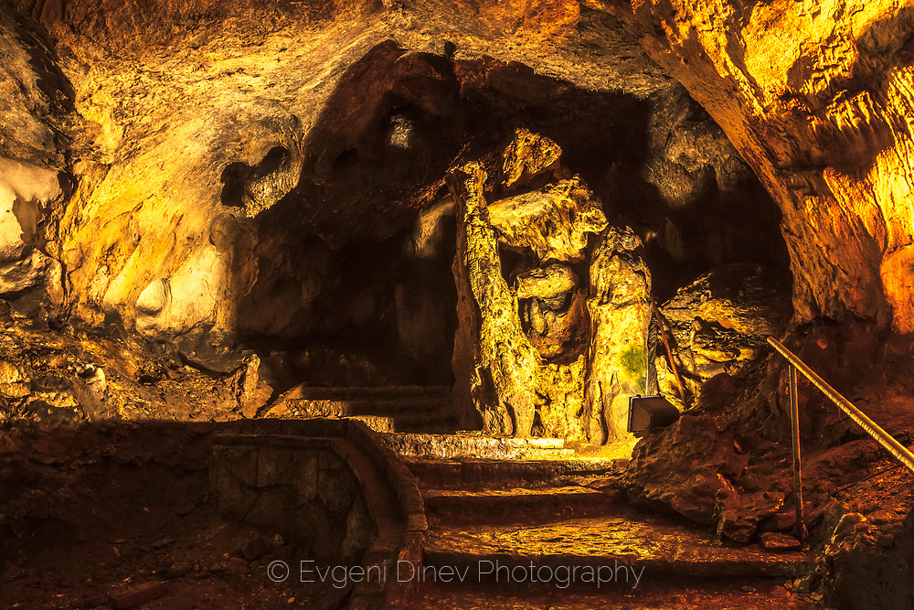 One of the largest caves in Bulgaria