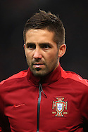 Joao Moutinho of Portugal - Argentina vs. Portugal - International Friendly - Old Trafford - Manchester - 18/11/2014 Pic Philip Oldham/Sportimage
