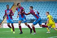 Scunthorpe United v Burton Albion 101118