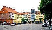 Rynek, Brzeg, Polska<br /> Market place, Brzeg, Poland