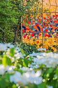 The Gods own country garden by Matthew Wilson'