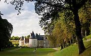 Chateau Chattonniere near Azay le Rideau, Loire Valley, France