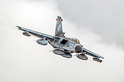 German Air Force, Panavia Tornado in flight Photographed at Royal International Air Tattoo (RIAT)