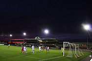 2011 FIFA Women's World Cup Qualifying match, Wales v Czech Republic at Stebonheath Park, Llanelli on Wed 23rd September 2009. pic by Andrew Orchard..A General view of the match