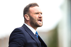 Chesterfield caretaker manager Ian Evatt - Mandatory by-line: Robbie Stephenson/JMP - 28/04/2018 - FOOTBALL - Proact Stadium - Chesterfield, England - Chesterfield v Wycombe Wanderers - Sky Bet League Two
