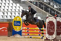 Stoffelen Jan, BEL, Zakinto vd Dassenheide Z<br /> Pavo Hengsten competitie - Oudsbergen 2021<br /> © Hippo Foto - Dirk Caremans<br />  22/02/2021