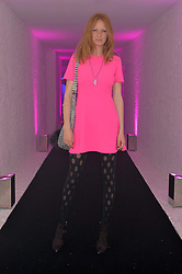 OLIVIA INGE at The London Cabaret Club Gala Launch Party at The Collection, 264 Brompton Road, London on 8th May 2014.