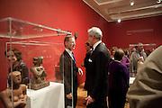 SIR NICHOLAS SEROTA, Henry Moore, Tate Britain. London. 22 February 2010