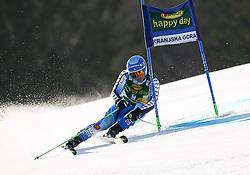 OLSSONMatts of Sweden competes during 10th Men's Slalom - Pokal Vitranc 2014 of FIS Alpine Ski World Cup 2013/2014, on March 8, 2014 in Vitranc, Kranjska Gora, Slovenia. Photo by Matic Klansek Velej / Sportida