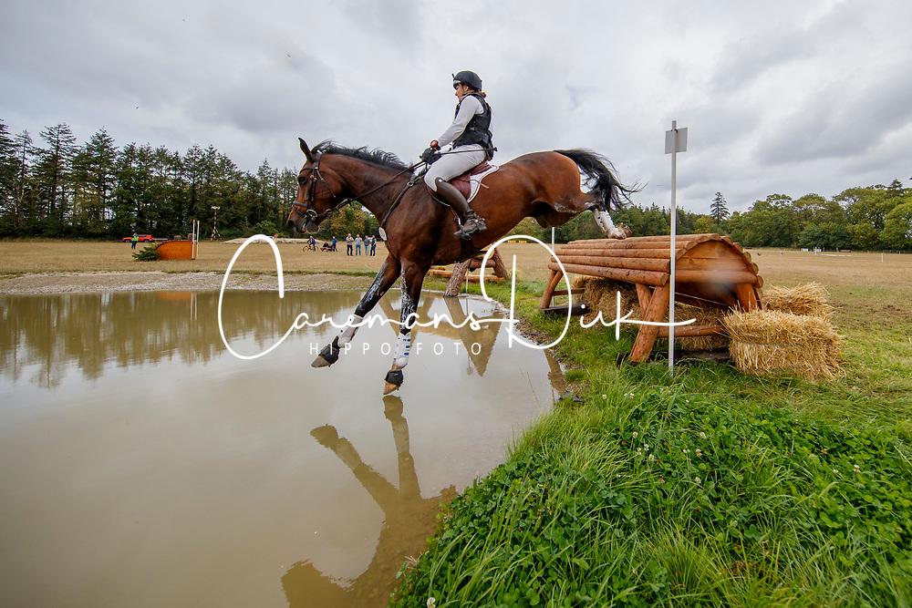 Timm Finja, GER Gerken Rebecca-Juana, GER, Fame 227<br /> CCI3* Arville 2020<br /> © Hippo Foto - Dirk Caremans<br /> 23/08/2020