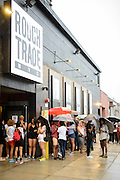 Atmosphere at the Red Bull Sound Select at Rough Trade in New York City on July 15, 2014.