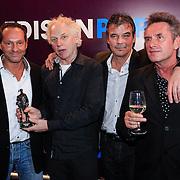 NLD/Amsterdam/20130211- Uitreiking Edison Pop 2013, Doe Maar oa Ernst Janszen en Henny Vrienten