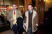 MATTHEW WILLIAMSON, CIRQUE DU SOLEIL LONDON PREMIERE OF VAREKAI. Royal albert Hall. 5 January 2009