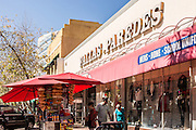 Fallas Paredes Discount Store on 4th Street Downtown Santa Ana