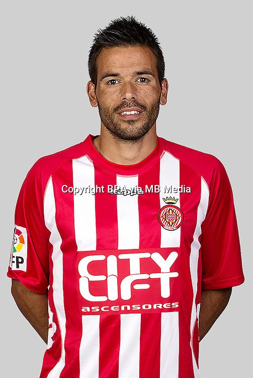 Spain - La Liga Adelante 2015-2016 / <br /> ( Girona F.C. ) - <br /> Felipe Sanchon Huerta