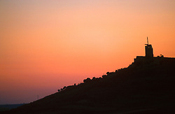 MALTA GOZO NADUR JUL00 - Sunset over Nadur.. . jre/Photo by Jiri Rezac. . © Jiri Rezac 2000. . Tel:   +44 (0) 7050 110 417. Email: info@jirirezac.com. Web:   www.jirirezac.com