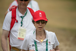 HRH The Princess Royal<br /> Olympic Games Rio 2016<br /> © Hippo Foto - Dirk Caremans<br /> 08/08/16