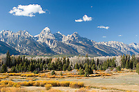 Scenic of Grand Teton National Park, WY
