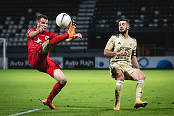 Alen Kozar of Mura during football match between NS Mura and AGF Aarhus in Second Round of UEFA Europa League Qualifications, on September 17, 2020 in Stadium Fazanerija, Murska Sobota, Slovenia. Photo by Blaz Weindorfer / Sportida