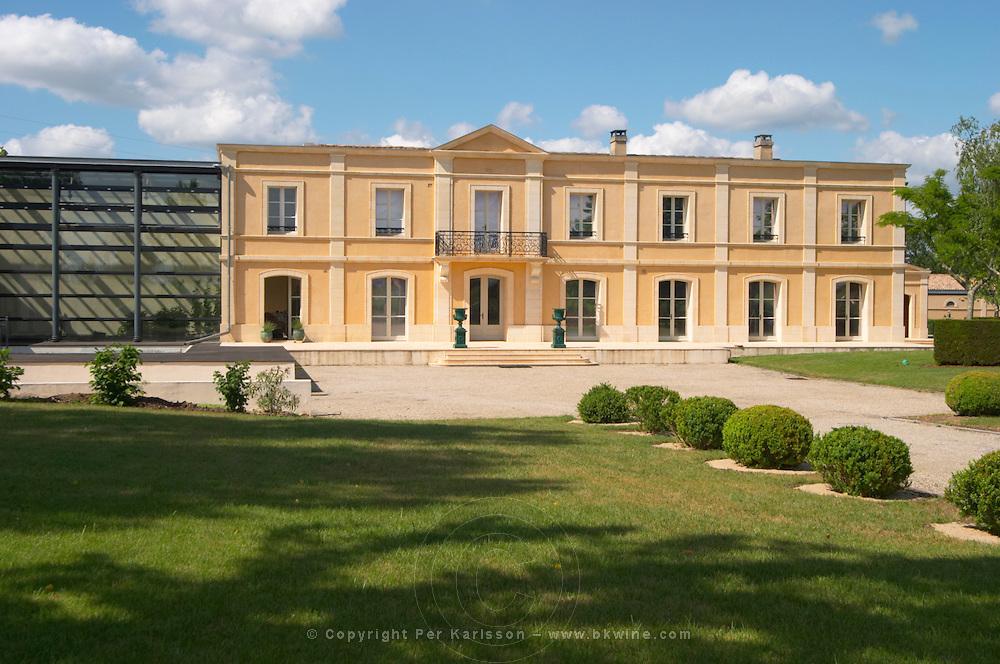The Chateau Haut Bertinerie  Cotes de Bourg  Bordeaux Gironde Aquitaine France