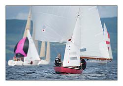 Largs Regatta Week - August 2012..20,  PIED PIPER,  Alan MacLeod