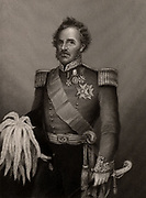 George Lacy Evans (1787-1870) British general, born at Moig, Ireland. In the Napoleonic Wars he served in the Peninsular campaign, and was present at Quatre Bras and at Waterloo. In the Crimean (Russo-Turkish) War (1853-1856) he commanded the British 2nd Division.