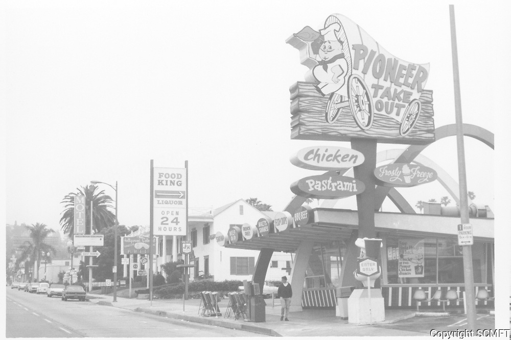 1973 Pioneer Take-Out on Western Ave.