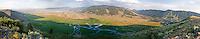 Flat Creek on the National Elk Refuge, Jackson Hole, Wyo.