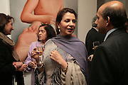 Raj Gill, Other,Riyas Komu and Peter Drake. - VIP  launch of Aicon. London's largest contemporary Indian art gallery. Heddon st. and afterwards at Momo.15 Marc h 2007.  -DO NOT ARCHIVE-© Copyright Photograph by Dafydd Jones. 248 Clapham Rd. London SW9 0PZ. Tel 0207 820 0771. www.dafjones.com.