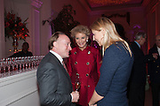 ANDREW ROBERTS; PRINCESS MICHAEL OF KENT; LADY GABRIELA WINDSOR;, Leonie Frieda book party  for ' The Deadly Sisterhood.' The Orangery, Kensington Palace. London. 20 November 2012.