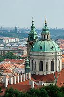 St. Nicholas Church, Mala Strana, Prague