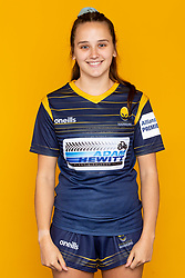 Lowri Williams of Worcester Warriors Women - Mandatory by-line: Robbie Stephenson/JMP - 27/10/2020 - RUGBY - Sixways Stadium - Worcester, England - Worcester Warriors Women Headshots
