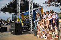 Group of Friends @ Ukrainian Festival, Bellevue