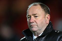 Yeovil Town Manager, Gary Johnson-- Photo mandatory by-line: Matt Bunn/JMP - Tel: Mobile: 07966 386802 22/11/2013 - SPORT - Football - Doncaster - Keepmoat Stadium - Doncaster Rovers v Yeovil Town - Sky Bet Championship