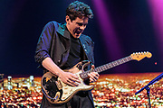 WASHINGTON, DC - April 6th, 2017 - John Mayer performs at the Verizon Center in Washington, D.C. as part of his The Search For Everything Tour. Mayer will release an album of the same name next week. (Photo by Kyle Gustafson / For The Washington Post)