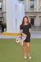 BIP LING at the annual Royal Academy of Art Summer Party held at Burlington House, Piccadilly, London on 4th June 2014.