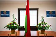 Białystok. Przedterminowe głosowanie w białoruskich wyborach prezydenckich