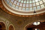Inside Chicago's Cultural Center