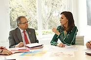 04219 Queen Letizia Meeting before Cooperation Travel