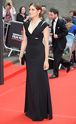 """God's Own Country UK Premiere, Wednesday 21st June 2017<br /> <br /> Charity Wakefield<br /> <br /> The opening night gala of the Edinburgh International Film Festival featured the UK Premiere of """"God's Own Country""""<br /> <br /> Stars and guests arrive on the red carpet<br /> <br /> (c) AimeeTodd 
