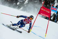 Laura Pirovano (ITA) during the Ladies' Giant Slalom at 57th Golden Fox event at Audi FIS Ski World Cup 2020/21, on January 16, 2021 in Podkoren, Kranjska Gora, Slovenia. Photo by Vid Ponikvar