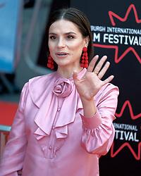 Edinburgh Film Festival, Sunday 1st July 2018<br /> <br /> SWIMMING WITH MEN (UK Premiere - Closing Night Gala)<br /> <br /> Pictured:  Charlotte Riley<br /> <br /> Alex Todd | Edinburgh Elite media