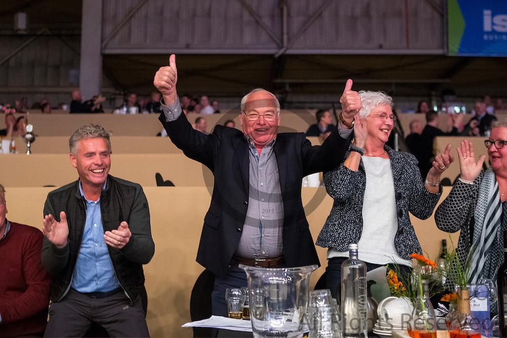 Wiepke van de Lageweg<br /> Grote Prijs<br /> KWPN Hengstenkeuring 2017<br /> © DigiShots